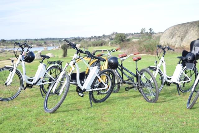 Alquiler de bicicletas eléctricas