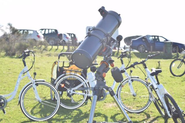Prismáticos & Telescopio profesional