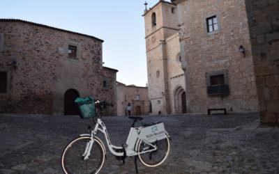 El alquiler de Bicicletas Eléctricas para el Turismo está de moda!
