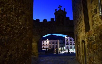 Turismo Cáceres: Juego del  Tesoro Escondido