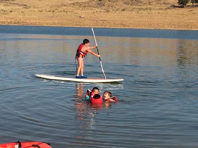 Donde bañarse en Extremadura cerca de nuestra Casa Rural, ideal si vas viajas con niños