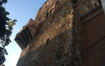 Turismo Cáceres: La Leyenda de la Torre del Espadero contada para Niños