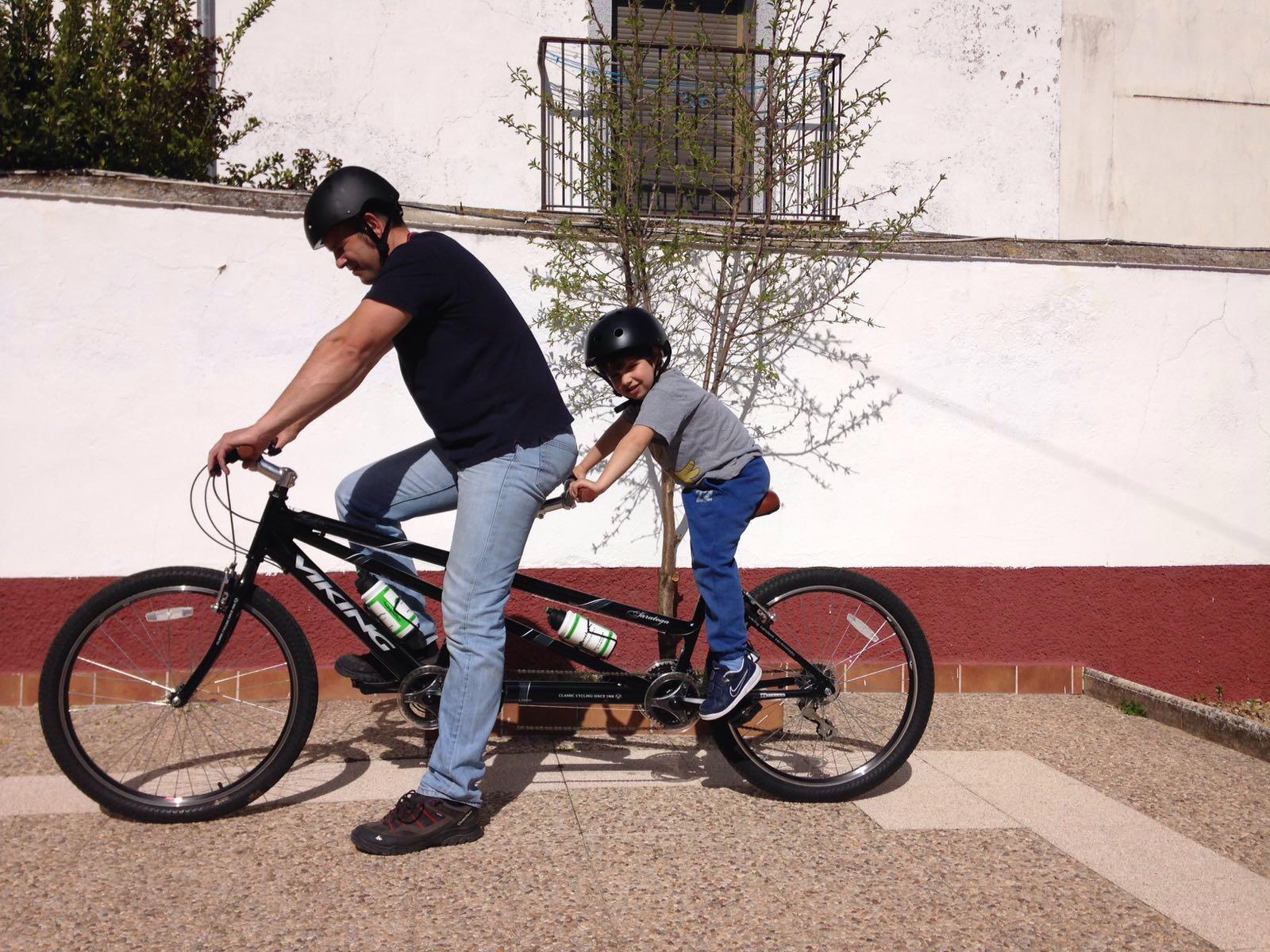 Nuestras Bicicletas eléctricas para visitar Cáceres y alrededores